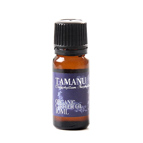Mystic Moments Tamanu Organic Carrier Oil 100 Pure 10Ml