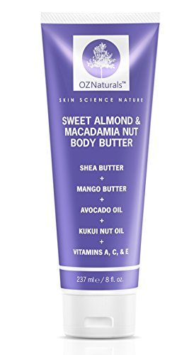 Oznaturals Body Butter - This Natural Body Moisturizer