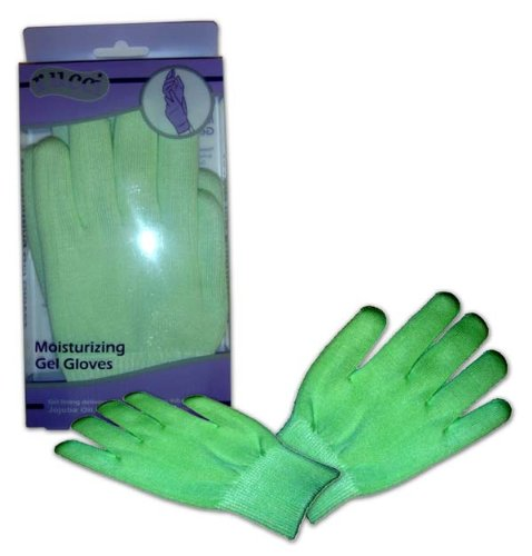 Rucci Moisturizing Gel Gloves Colors may vary