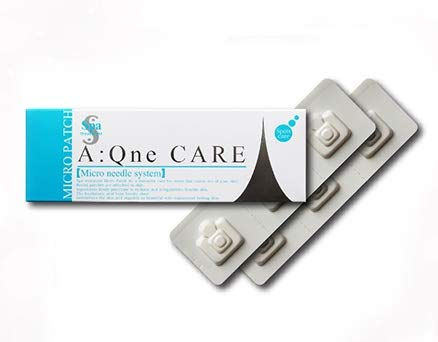 Spa Treatment iMicro Patch AC Micro Needle Patches for Acne and Pimple Scar Treatment 6 sheets