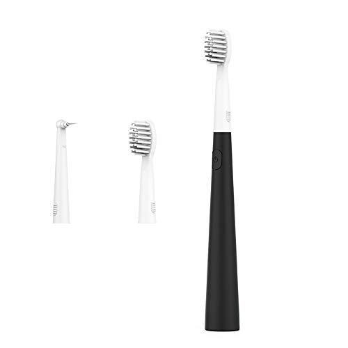 SKAISK Tooth Cleaner Pretty Effective Teeth Whitening Tool Home Travel High Frequency Vibration