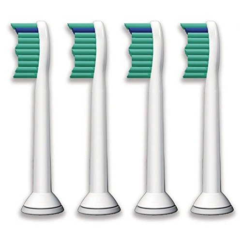 Littlebird4 Generic Replacement Brush Heads HX6013 HX6014 ProResults Compatible with Philips Sonicare Electric Toothbrush 4
