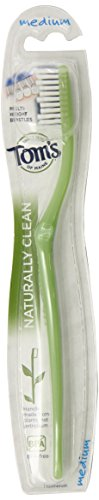 Naturally Clean Medium Toothbrush 05 Ounce