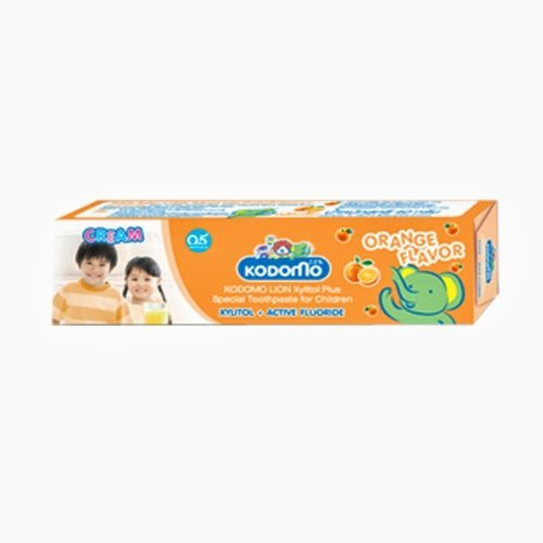 Kodomo Xylitol Plus Special For Children Toothpaste Kids Orange Flavor 40g
