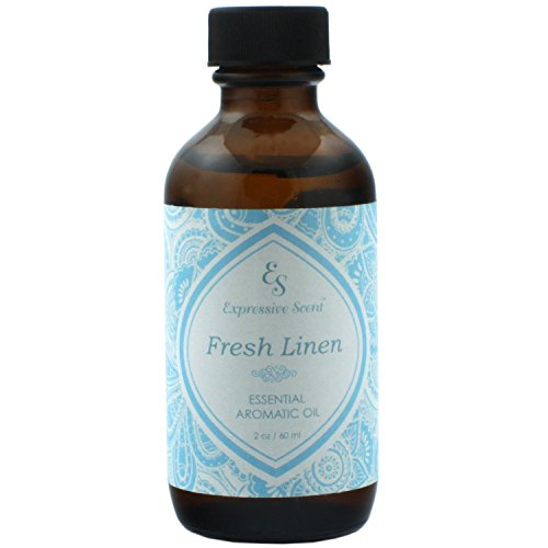 Expressive Scent Fresh Linen Scented Home Fragrance