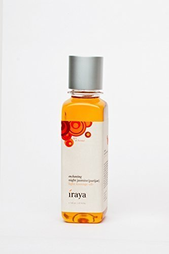 Iraya - Enchanting Light Massage Oil-Night Jasmine - 150ml