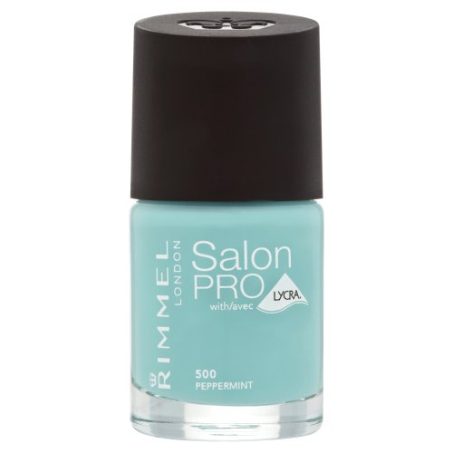 Rimmel Salon Pro Nail Polish Pepper Mint by Rimmel