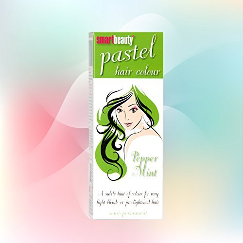 Smart Pastel Pepper Mint Hair Dye by SMART BEAUTY