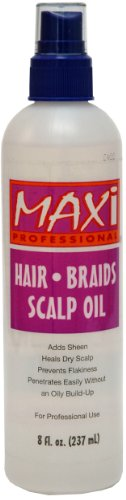 Maxi HairBraids Scalp Oil 8 oz