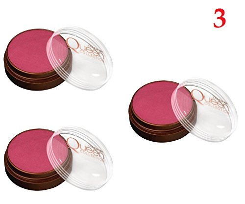 Pack of 3 - CoverGirl Queen Collection Eye Shadow Q170 Pink Sequin