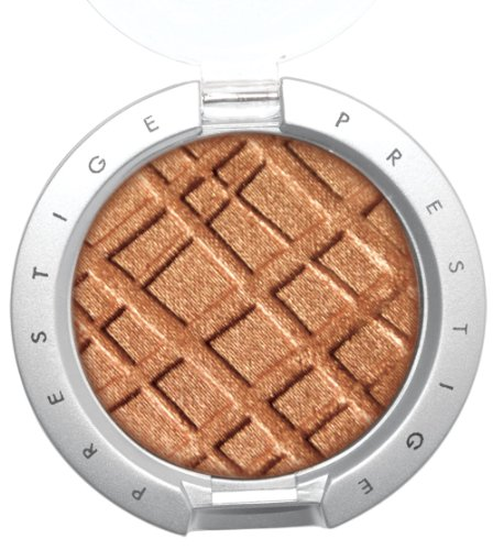 Prestige Eyeshadow Singles Golden Retriever Gold 008-Ounce Pack of 3
