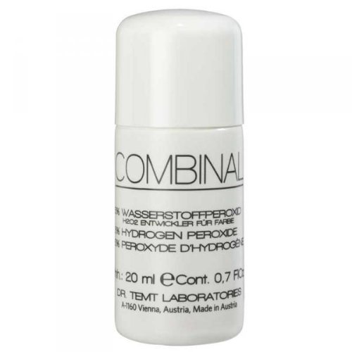 Combinal 5 Hydrogen Peroxide for Brow and Lash Tinting 07 Ounce by Combinal