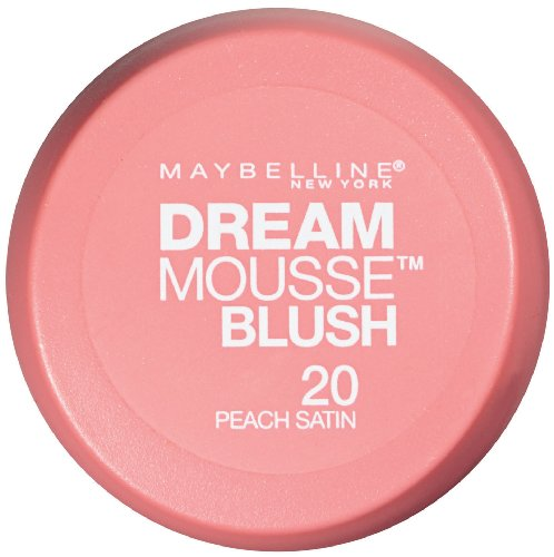 Maybelline Dream Mousse Blush - Peach Satin