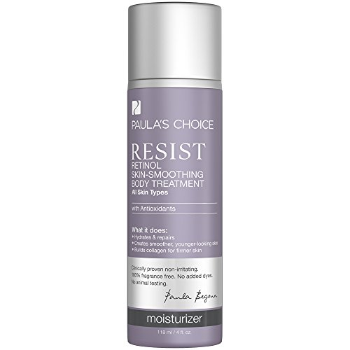 Paulas Choice RESIST Retinol Skin-Smoothing Body Lotion Treatment with Antioxidants Vitamins and Shea Butter - 4 oz
