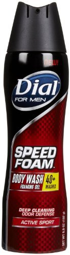 Dial For Men Speed Foam Body Wash - Active Sport - 68 oz by Dial
