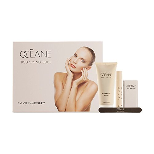 Oceane OC62 Complete Nail Care Manicure Kit