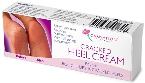 Carnation Cracked Heel Cream 25g by Carnation
