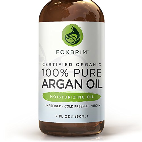 Best Organic Argan Oil For Hair, Face, Skin And Nails