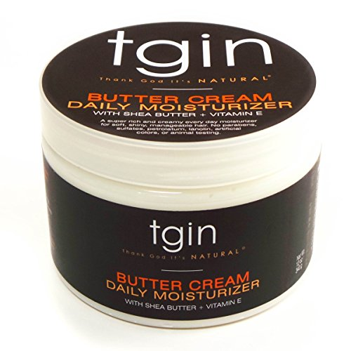 Tgin Butter Cream Daily Moisturizer For Natural Hair