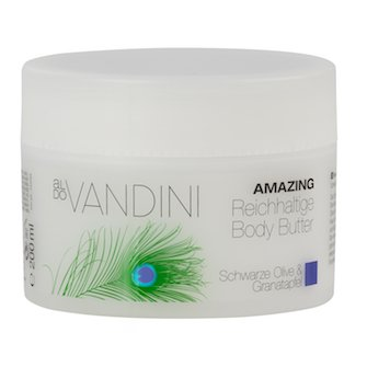 Aldo Vandini Pomegranate Olive Oil Body Butter