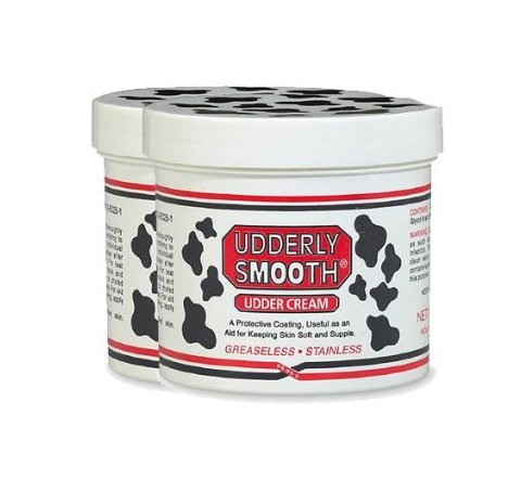 Udderly Smooth Body Cream Skin Moisturizer 12 oz 2 Pack