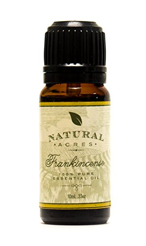 Frankincense 100 Pure Essential Oil -10ml- By Natural Acres