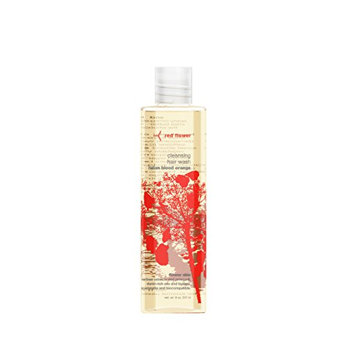 Red Flower Italian Blood Orange Cleansing Hair Wash-8 oz