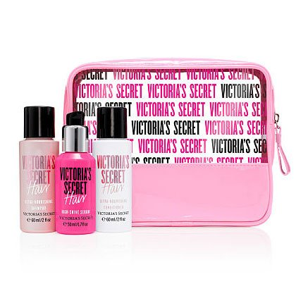 Victorias Secret Hair Sets High-Shine Serum Ultra-Nourishing Shampoo Ultra-Nourishing Conditioner