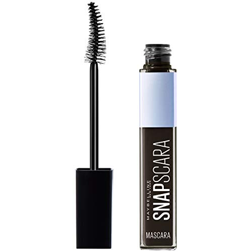 Maybelline New York Snapscara Washable Mascara Makeup Bold Brown 034 Fluid Ounce Pack of 1