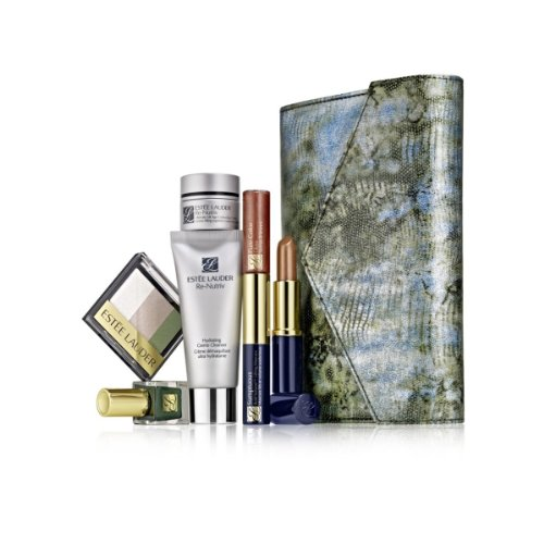 Estee Lauder 2013 7 Pieces Re-nutriv Makeup Skincare