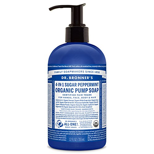 Dr. Bronner's Fair Trade & Organic Shikakai Hand & Body