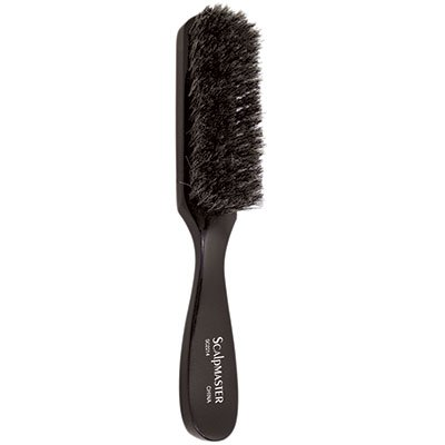 Scalpmaster 100 Boar Bristles Hair Styling Brush 7 row 8-12