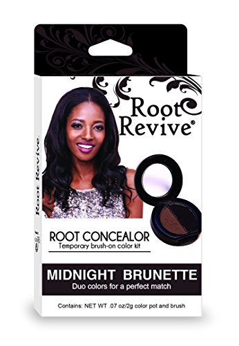 Grayce Root Revive Root Concealor 07 oz Midnight Brunette