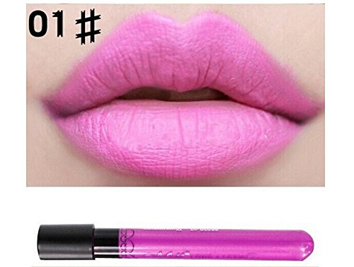 Remeehi Beauty Makeup Waterproof Lip Pencil Lipstick Lip Gloss 38 Colors to Choose 1