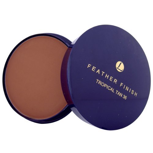 Mayfair Feather Finish 36 Tropical Tan Shade Pressed Powder Refill by Mayfair