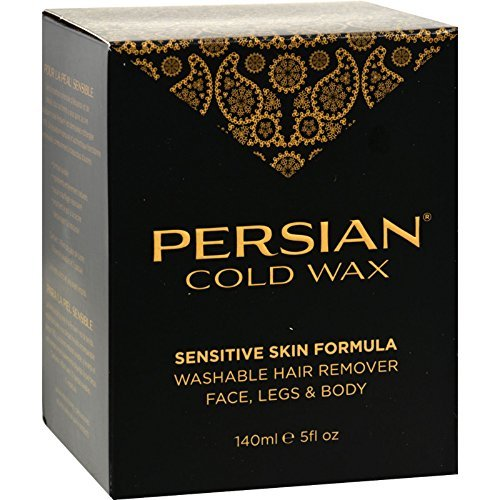 Persian Cold Wax Washable Hair Remover - For Face, Legs