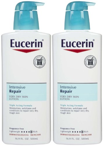 Eucerin Intensive Repair Very Dry Skin Lotion - 169