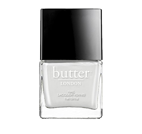 butter LONDON Nail Lacquer White Pink Shades Cotton Buds