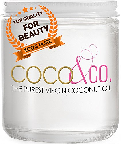 Coconut Oil For Hair & Skin By Coco&co. Beauty Grade