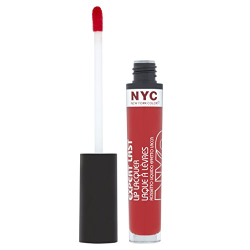 N.y.c. New York Color Expert Last Lip Lacquer, Rockaway