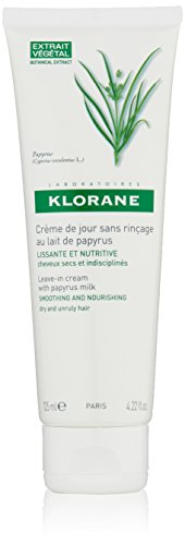 Klorane Leave-In Cream With Papyrus Milk - Frizzy Hair  422 fl oz