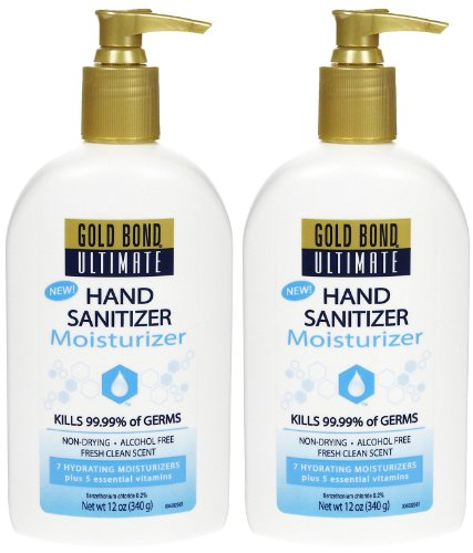 Gold Bond Ultimate Ultimate Hand Sanitizing Moisturizer