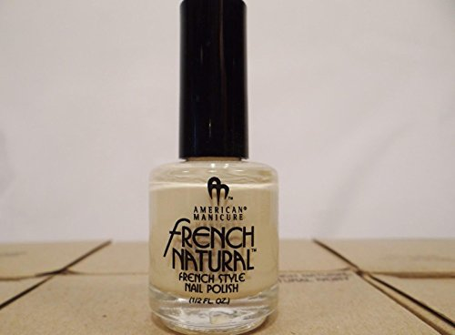 American Manicure French Natural Style Ivory 5oz