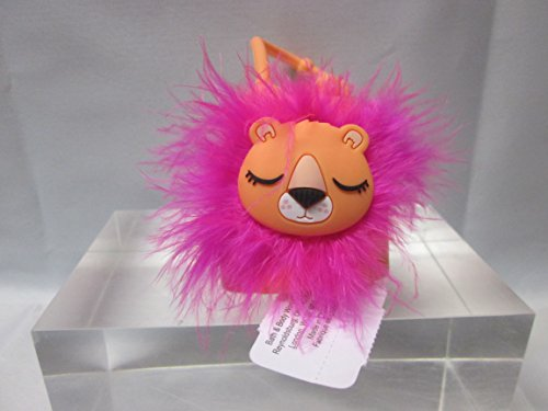 Bath Body Works PocketBac Hand Gel Holder Furry Lion